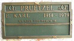 Edward Karl Pruetzel