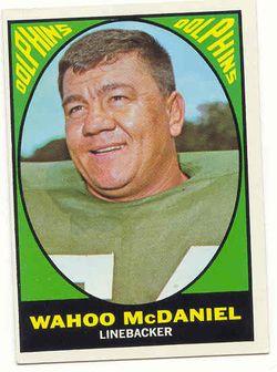 Wahoo McDaniel
