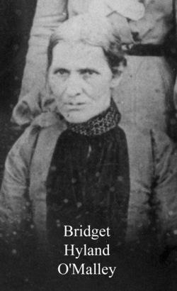 Bridget <i>Hyland</i> O'Malley