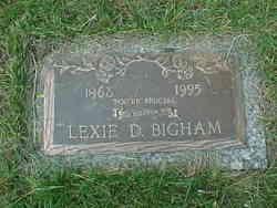 Lexie Bigham