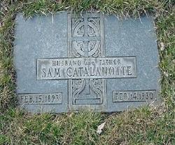 Salvatore Sam Catalanotte