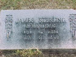 James Sterling Saunders