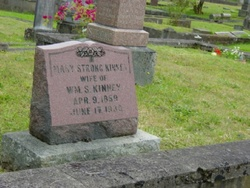 Mary <i>Strong</i> Kinney