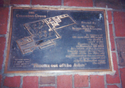 Cocoanut Grove Nightclub Fire Memorial