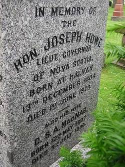Joseph Howe