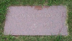 Jack Arden Davenport