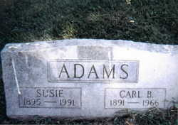 Carl Bernard Adams