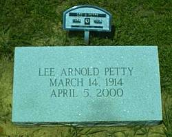 Lee Arnold Petty