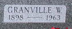 Granville W Doc Foster