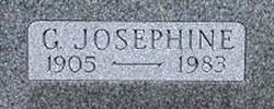Georgia Josephine Jo <i>Shumacher</i> Foster