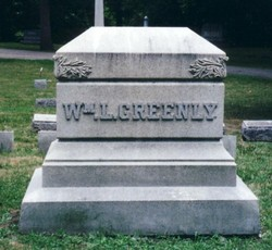 William L Greenly
