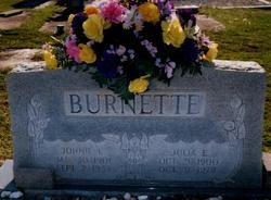 Johnie L Burnette