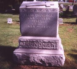 Theresa <i>Dick</i> Grundman