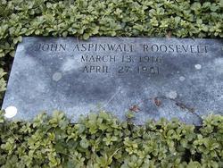 John Aspinwall Roosevelt