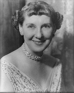 Mamie Geneva <i>Doud</i> Eisenhower