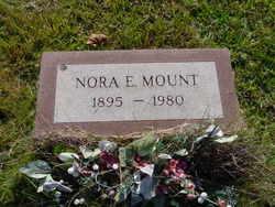 Nora <i>Manning</i> Mount