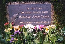 Ronald John Tabak