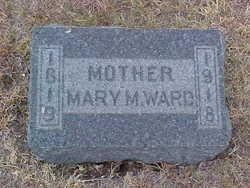 Mary Magdalene <i>Burner</i> Ward