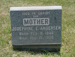 Josephine E Andersen