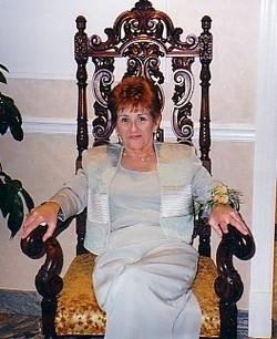 Rosemary Elizabeth <i>Curry</i> Muscarella