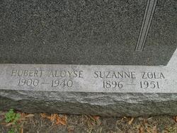 Suzanne Zola Arend