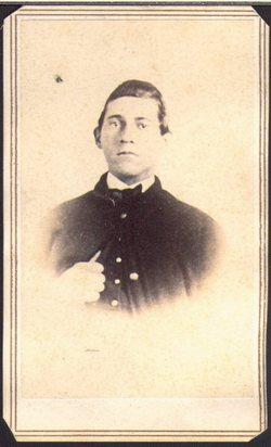 Pvt William E.F. Alkire