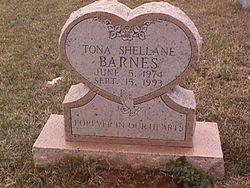 Tona Shellane Barnes