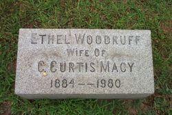 Ethel <i>Woodruff</i> Macy