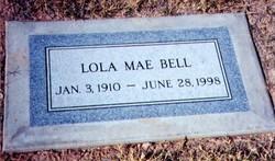 Lola Mae <i>Tyler</i> Bell