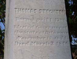 Thomas Stockton