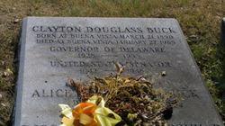 Clayton Douglass Buck, Sr
