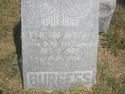 Willie Obe Burgess