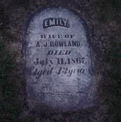 Emily Rowland