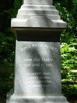 James Willis Nesmith