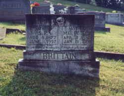 Mae <i>Poteet</i> Brittain