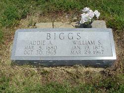 Addie Arletta <i>Hodgden</i> Biggs