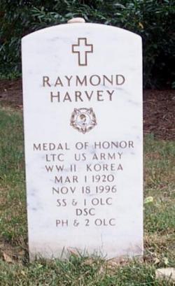 LTC Raymond Harvey