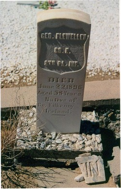 Pvt George Flewellen