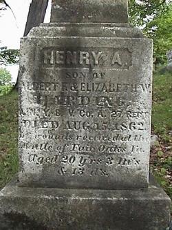 Henry A. Harding