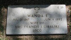 Wanda E Gibalski