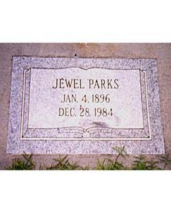 Irma Jewell <i>Shelley</i> Parks