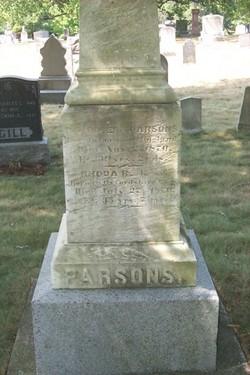 Rev Robert Parsons