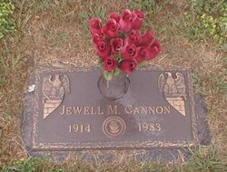 Jewell Murray Cannon