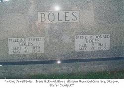Irene <i>McDonald</i> Boles