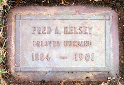 Fred Kelsey