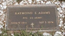 Raymond E. Adams