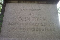 John Ryle
