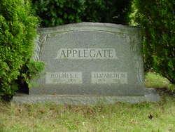 Elizabeth Madeline Lizzy <i>Buhler</i> Applegate