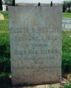 Electa <i>Beal</i> Westover