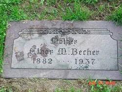 Ethor May (Mae) <i>Cunningham</i> Becher